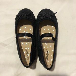 NWOT Cat & Jack Toddler Flats
